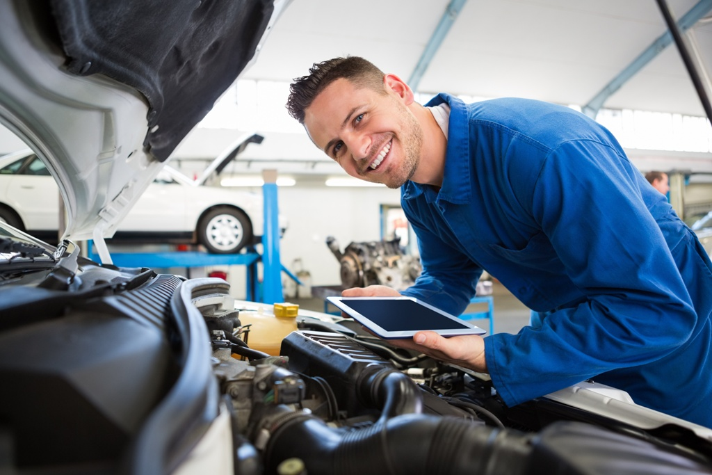 "New ""Best Practices"" in Autoshop Efficiency"